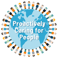 Proactively Caring for People